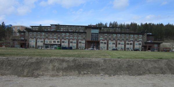 UBCO Dormitory – Building M